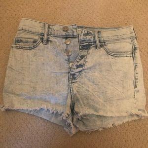 Cute abercrombie wash shorts!